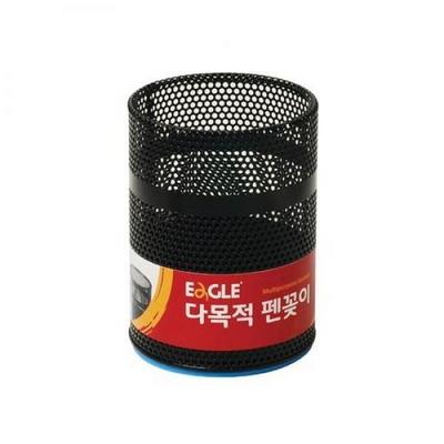 이글 다목적 펜꽂이 소 블랙 2개 MO