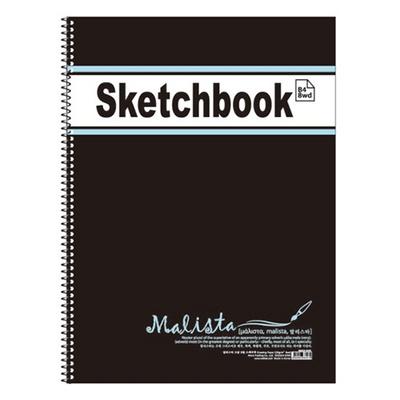 말리스타 스케치북 8절 220g 28매