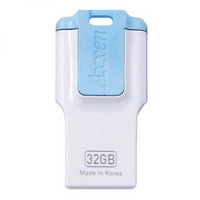 엑센 USB 저장장치 32G H43 블루 MO