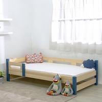 파파브라운 트윙클 싱글 침대