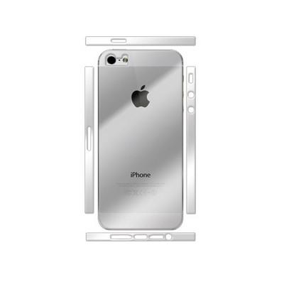 아이폰5/5S 강화유리 액정 보호필름 (1매) + 매트_측후면 (2매)