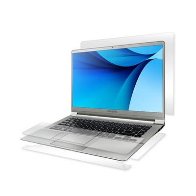 삼성 시리즈9 NT900X5L 용 매트 외부보호필름(상 하판 팜레 터치)