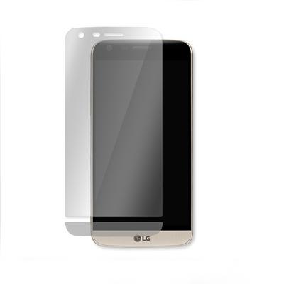 LG G5 곡면 풀커버 리얼핏 액정 보호필름 (2매) + 올레포빅_렌즈필름
