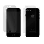애플 아이폰8 더블탬펄드 강화유리(1매) + 무광후면 (2매)