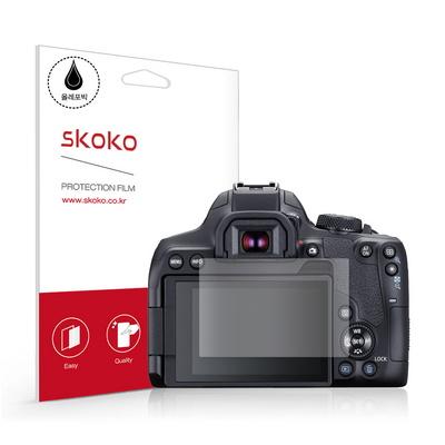 캐논 EOS 850D 올레포빅 카메라 액정보호필름 2매