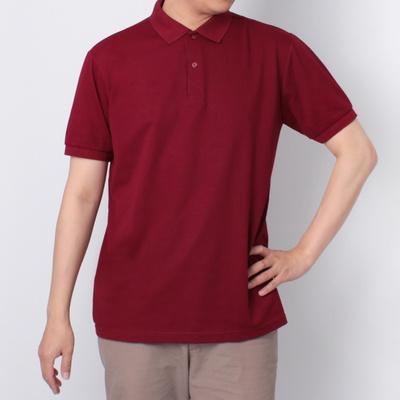 유니폼 단체 기본 반팔 카라 PK 티셔츠