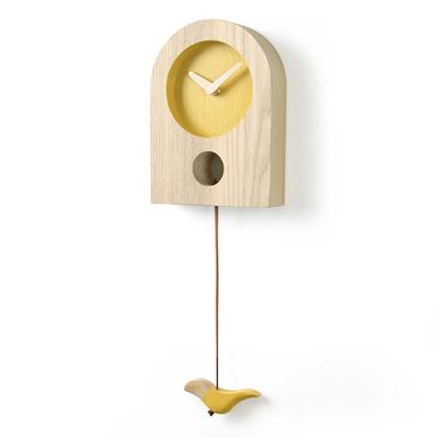 라운드새집벽시계 ROUND BIRDHOUSE CLOCK