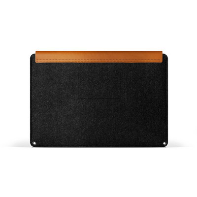 15 Macbook Pro Retina Sleeve - Tan