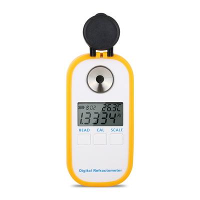 휴대용 디지털 당도계 방수타입 당도측정기 전문가용
