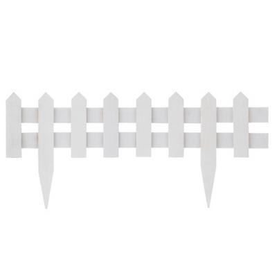 울타리 휀스 600 화이트