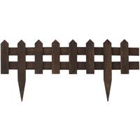 울타리 휀스 600 브라운