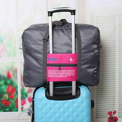 Travel CoCo 여행용 보스턴백 32L 대용량 Pink