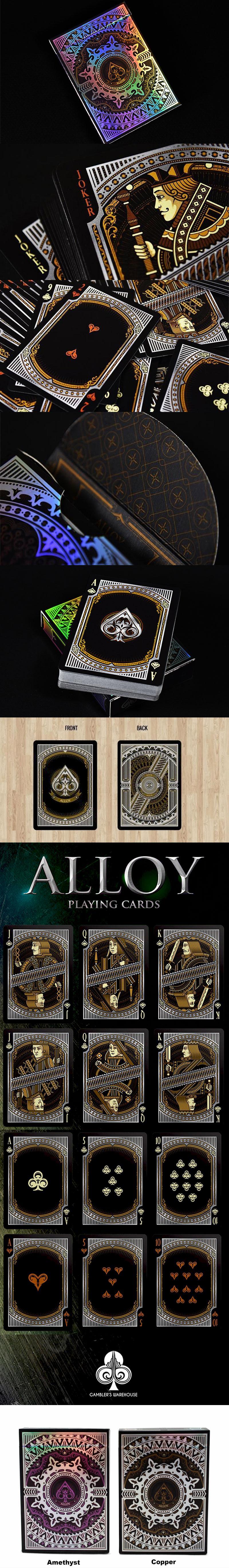 new playing card-엘로이카퍼덱 - 제이엘, 27,000원, 카드마술, 카드마술