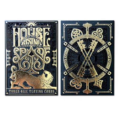 신상 화려한 디자인 마술카드(4종 택1)