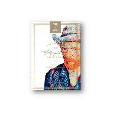 고흐 자화상 덱 (Gogh Self-Portrait Deck)