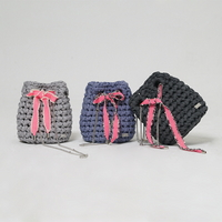 bucket bag basic (3color)