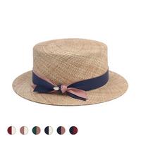 hepburn hat - two tone (6color)