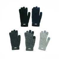 simple smart woman gloves (5color)