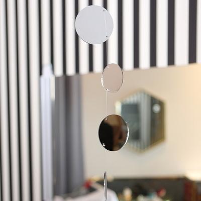 The Mirrors 샤인문 A B 미러 원형 모빌