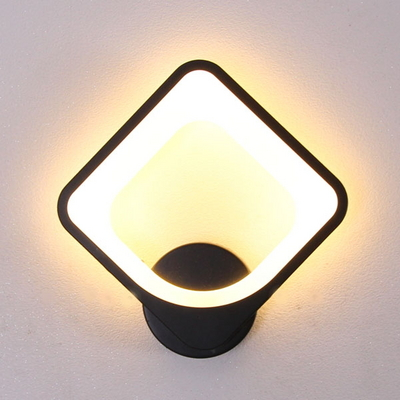 boaz 룸베스(검.백) LED 벽등