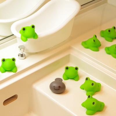 유아 목욕놀이 (개구리)