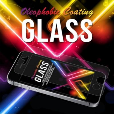 아이폰5 5S SE 올레포빅 9H 강화유리 (10EA)
