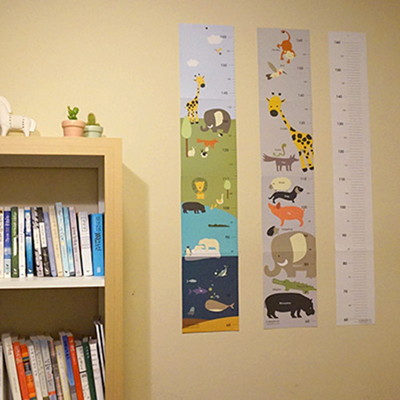 Kids Growth Chart Ruler 멜로우 키재기 자
