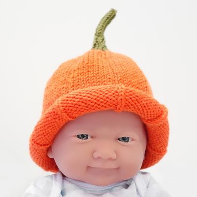 니팅키트- 아기 호박 모자