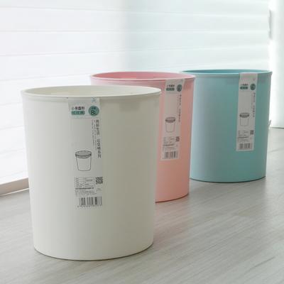 비닐고정 기능성 오픈휴지통 3종-코튼캔디