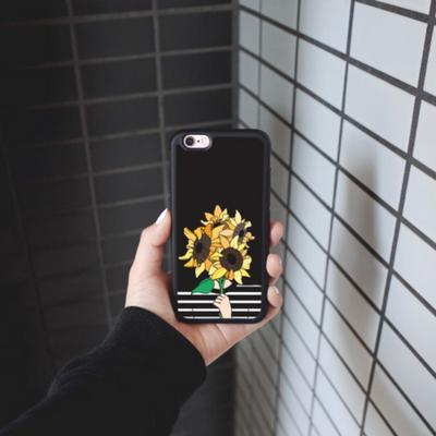 꽃을든케이스