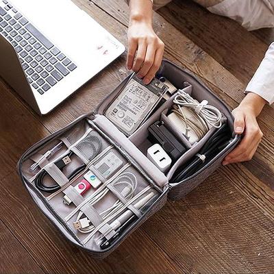 여행용 디지털기기 파우치