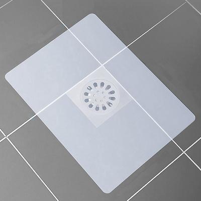 실리콘 투명 배수구 커버