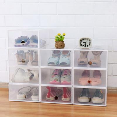 투명 신발 정리함