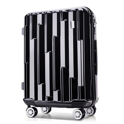 토부그 376 실버 20인치 기내용 폴리카보네이트 캐리어 여행가방