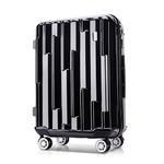 토부그 376 블랙 20인치 기내용 폴리카보네이트 캐리어 여행가방