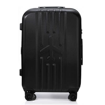 비아모노 런웨이 블랙 20형 기내용 캐리어 여행가방 확장형