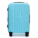 비아모노 런웨이 아이스블루 20인치 기내용 캐리어 여행가방 확장형