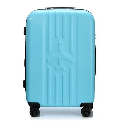 비아모노 런웨이 아이스블루 25인치 수화물용 캐리어 여행가방 확장형