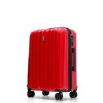 토부그 TBG296 레드 18인치 기내용 캐리어 여행가방