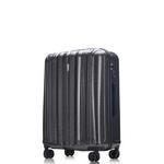토부그 TBG296 카본블랙 22인치 수화물용 캐리어 여행가방