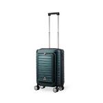 플리거 S2 포노사피엔스 메탈 그린 20형 기내용 캐리어 여행가방