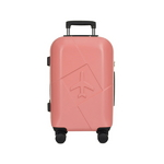 비아모노 VAHS9051 핑크 20형 기내용 캐리어 여행가방