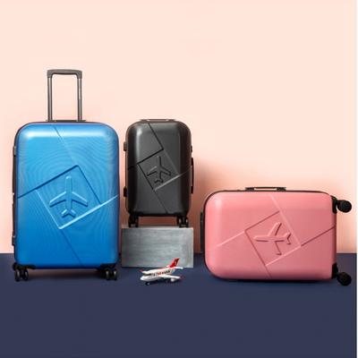 비아모노 VAHS9053 블루 28형 수화물용 캐리어 여행가방