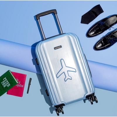 비아모노 VAHS9072 블루 24형 수화물용 캐리어 여행가방