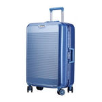 프레지던트 PJ8136 블루 26 형 수화물용 캐리어 여행가방