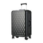 프레지던트 PJ8138 블랙 20형 기내용 캐리어 여행가방