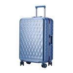 프레지던트 PJ8138 블루 24형 수화물용 캐리어 여행가방