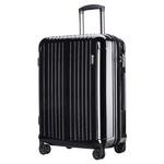 프레지던트 PAE115 블랙 24형 수화물용 캐리어 여행가방