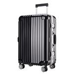 프레지던트 T604 블랙 24형 수화물용 캐리어 여행가방