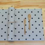 빈티지도트 방수식탁매트(2종)
